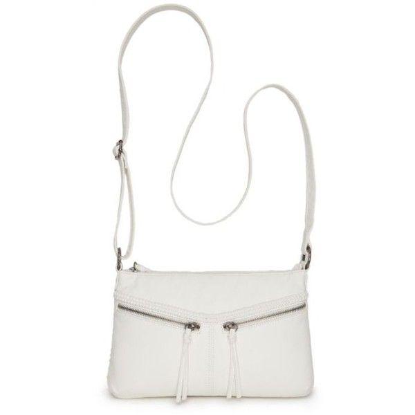17 beste ideeën over White Shoulder Bags op Pinterest - Distressed ...