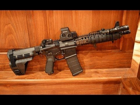 Loving the Daniel Defense mk 18 pistol! This may be the one!!