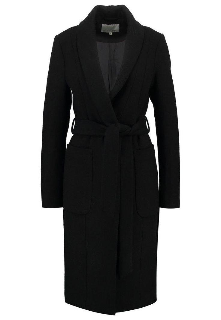 mint&berry Płaszcz wełniany /Płaszcz klasyczny black image