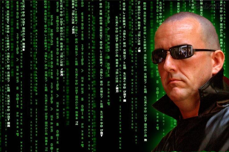 A Glitch in the Matrix... bedrijfsuitje, teamuitje, tembuilding