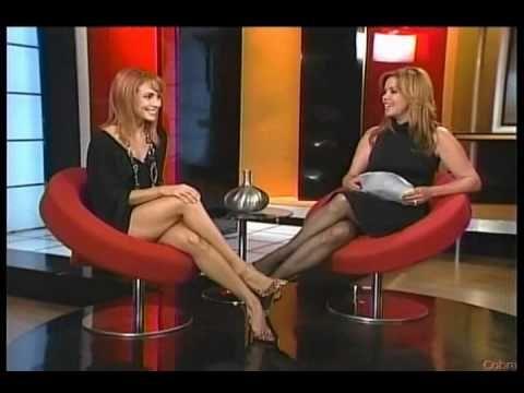Maria Celeste - Andrea Lopez - Telemundo - Al Rojo Vivo ...