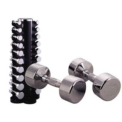 York Chrome Dumbells (1 to 10kg (10 pairs) - 33063 - Low Stock) No description http://www.comparestoreprices.co.uk/keep-fit/york-chrome-dumbells-1-to-10kg-10-pairs--33063--low-stock-.asp