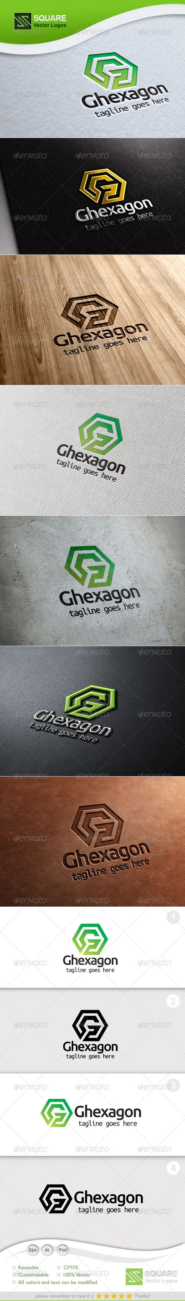 G, Hexagon Vectornique