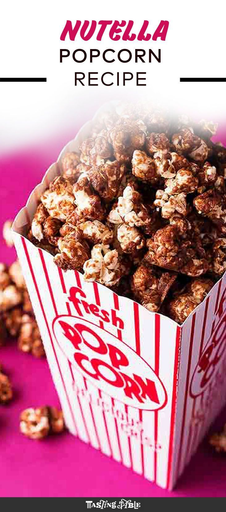 Our Favorite Movie Snack, Only Better