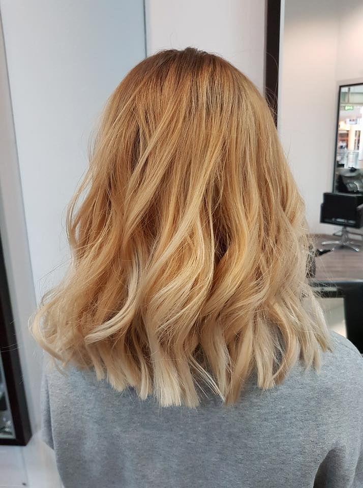 Friseur Berlin Kupferblond Haarfarben Trends Frisuren Ideen