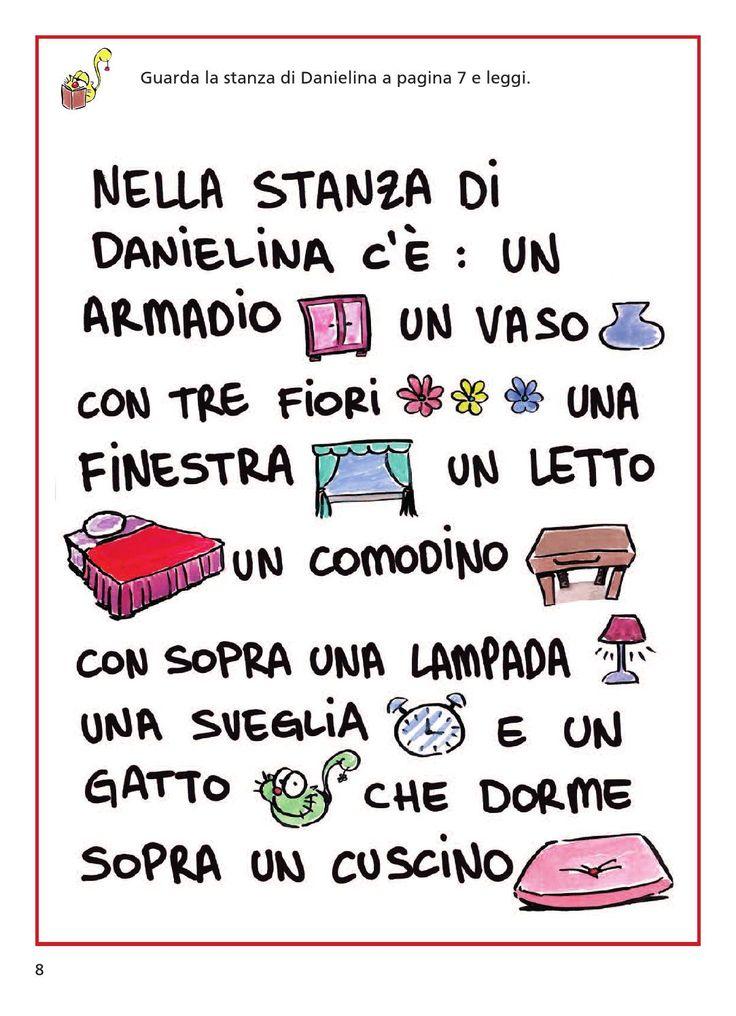 75 best images about italiano per bambini on pinterest for Parole con scie per bambini