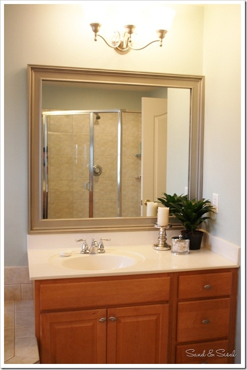 Best 20 Framing Mirrors Ideas On Pinterest Framing A Mirror Frame Bathroom Mirrors And Framed Mirrors Inspiration