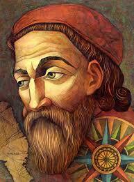 Amerigo Vespucci werd in 1454 geboren in Florence als telg van een rijke familie en sterf in 1508 in een departement waar hij werkte aan malaria. Vespucci was een Italiaanse ontdekkingsreiziger en cartograaf uit de tijd van Columbus die er in tegenstelling tot Columbus er van overtuigd was dat er een nieuw continent was gevonden: 'de nieuwe wereld'. Amerika is vermoedelijk naar hem vernoemd. Na de dood van zijn vader gaat hij werken als bankier voor de rijke 'Medici-familie'. Die stuurt hem…