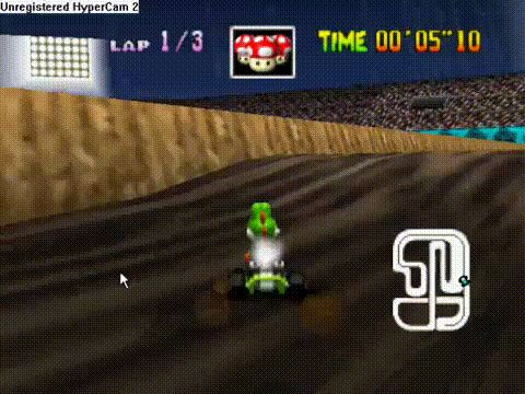 When no one was looking in Mario Kart 64, you jumped fences | The 14 Most Dishonorable Things You Did On Nintendo64