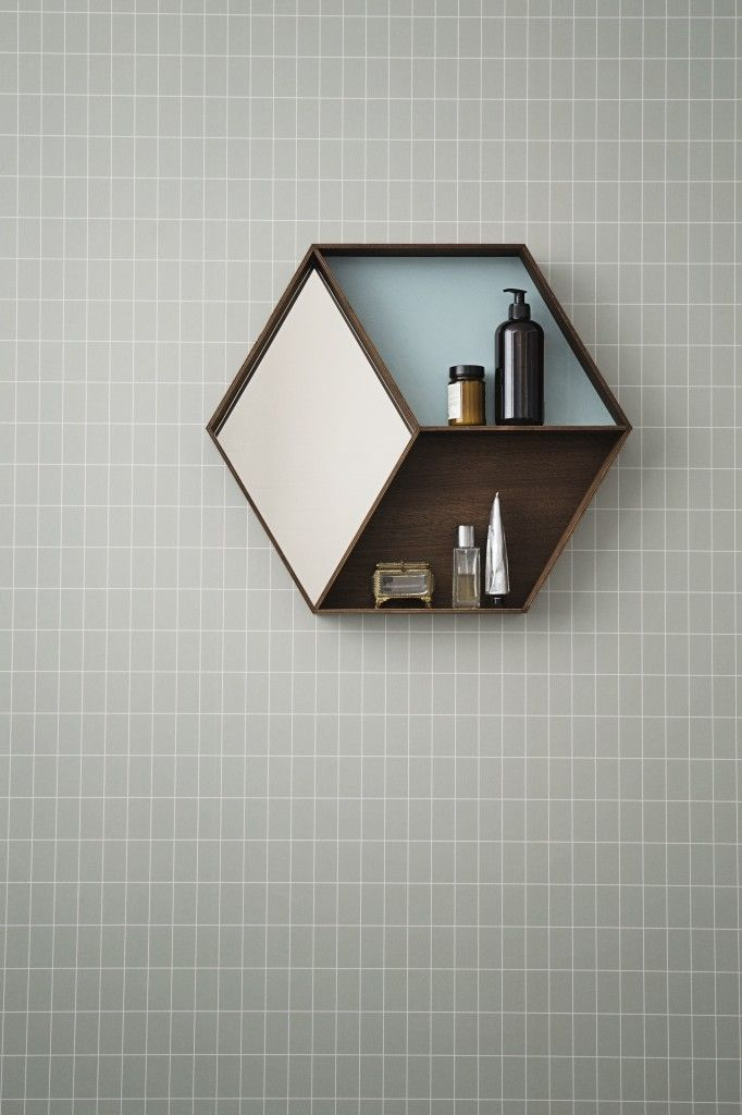 Ferm Living Wall Wonder Mirror
