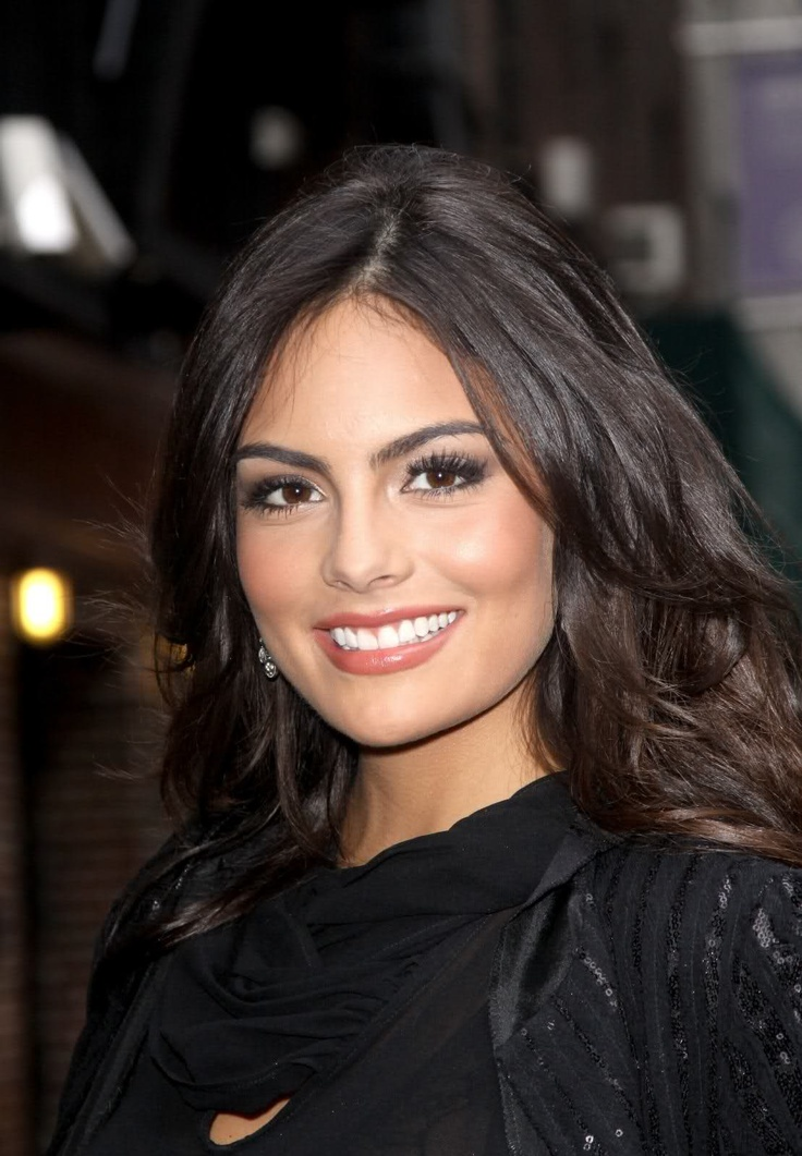Ximena Navarrete, Miss Universe 2010- always glowing and glamorous