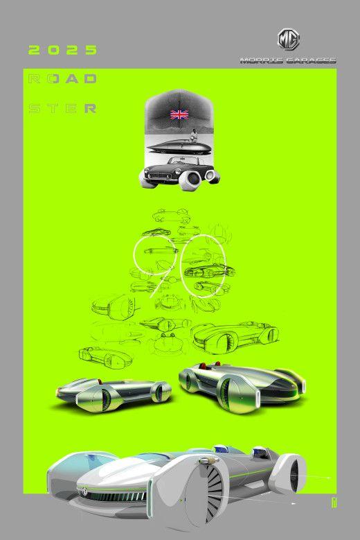 65 best SAIC Roewe&MG Award 2014 images on Pinterest | Auto design ...