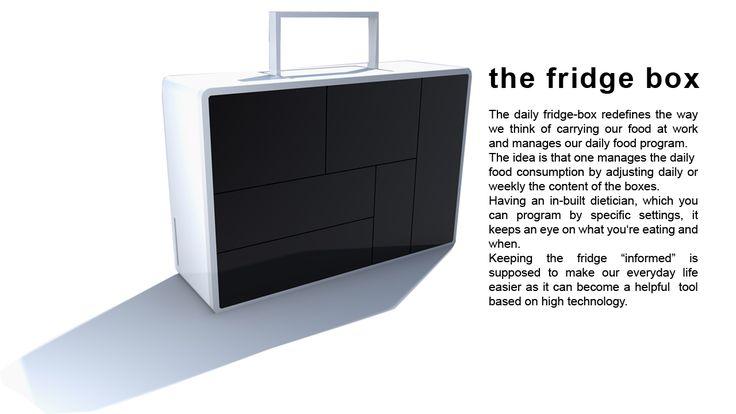 The Fridge Box - RED DOT Design Awards 2012