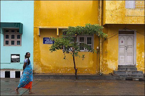 Pondichery en Inde, à découvrir avec Inde en liberté