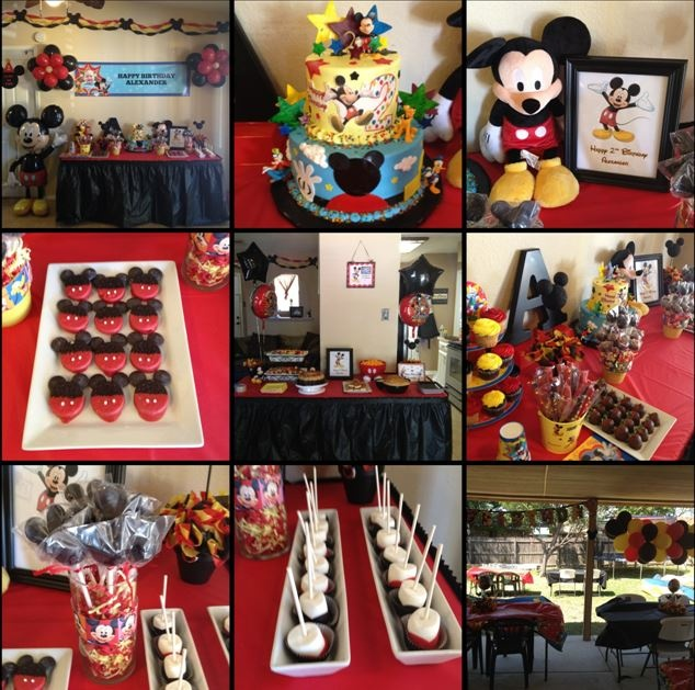 Mickey Mouse Party #Bigdotofhappiness #Contest