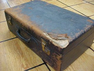 old suitcases for sale