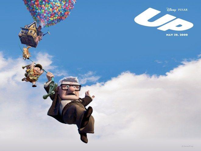 Gasworks Backyard Cinema: Up - 2013-Jan-18 | Film