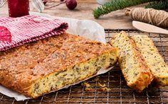 Dette saftige og gode brødet er helt uten mel. Brødet passer fint å skjære opp i…