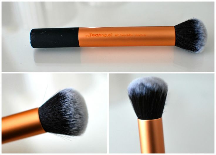 real techniques buffing brush. Best Foundation brush I have ever used.