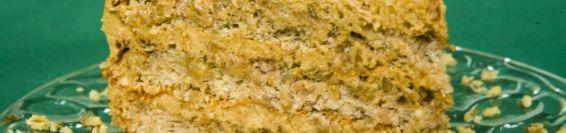 Walnut Torte (Tort Orzechowy)