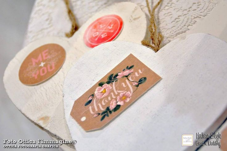 romantic wedding tag/card www.colavitarp.it www.limmainge.eu