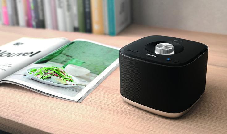 Philips Izzy multi-room speaker