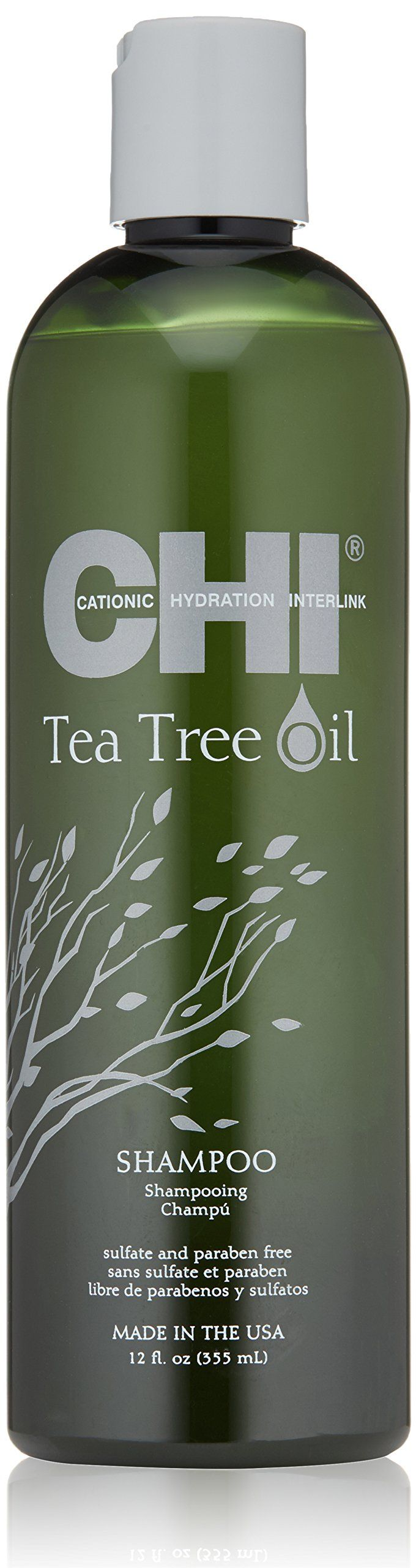CHI Tea Tree Shampoo, 12 fl. oz.