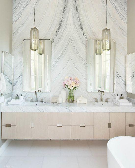 blushing bathroom 🌸 #WashroomCrushWednesday #inspo