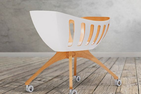 LAVI Cruiser  Design Stubenwagen  Bassinet Crib by GloriaLavi