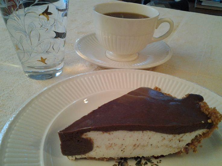 Eggnog Pie:  a Dessert for CHRISTMAS