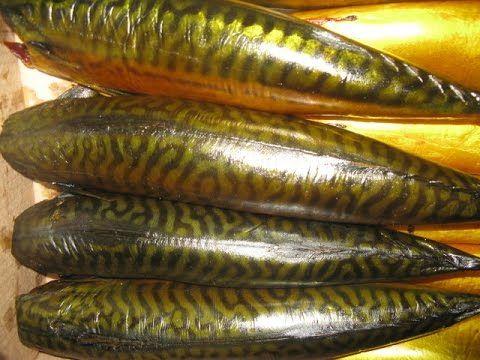 Копченая рыба в Аэрогриль ч 2