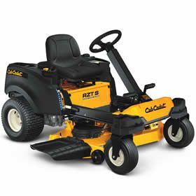 "Cub Cadet RZT S46 FAB (46"") 24HP Kohler Zero Turn Mower w/ Steering Wheel Control, model 17WRCBDN010"