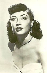 Marie Windsor, 1919 - 2000. 80; actress.