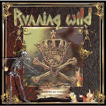 """I #RunningWild sono rimasti fedeli alla loro musica. """"Rogues en vogue"""" offre ciò che i loro fan aspettano: Metal tradizionale con forte carattere classico."""