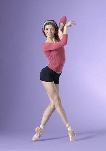 The Royal Ballet's Alina Cojocaru. Photo by Nathan Sayers ...