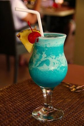 Disney Recipes: Typhoon Tilly - Lets Go Slurpin', Typhoon Lagoon