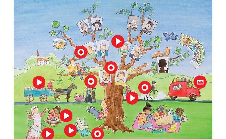 Kinderboekenweek 2016 - Thema's Opa's en Oma's - boeken, knutselactiviteiten en leuke linkjes verzameld door Juf Rita PCBS 't Mozaïek