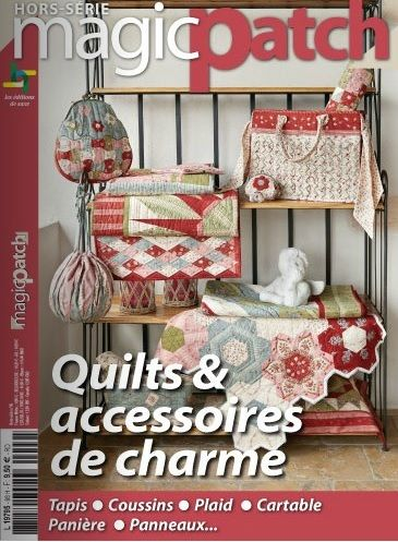 "Magic Patch especial ""Quilts & accessoires de charme"""