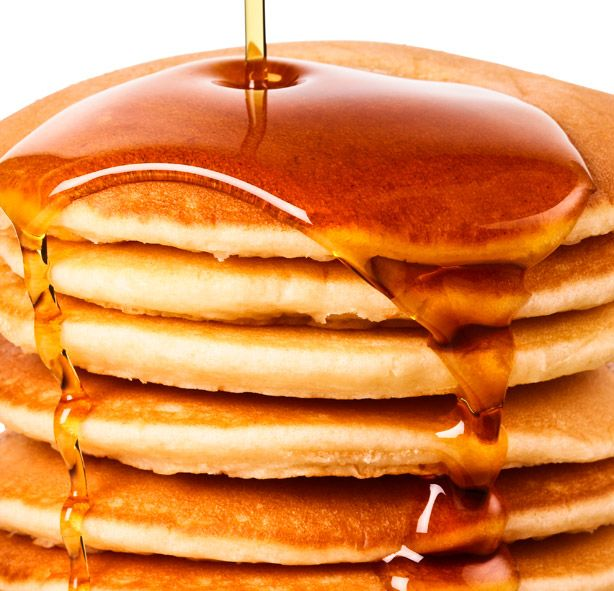 The 5 Easy Steps to Improving Your #Pancake Game - Who likes pancakes? Everyone likes pancakes. I like pancakes. In fact put some #bacon in mine.