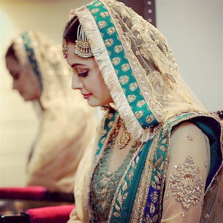 #KnotsAndHearts || #WeLove || Another shot from dia mirza's wedding - in Ritu Kumar
