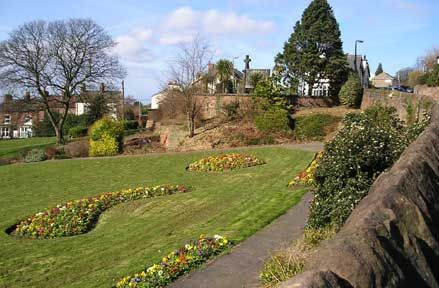 Heswall park. Lower Heswall