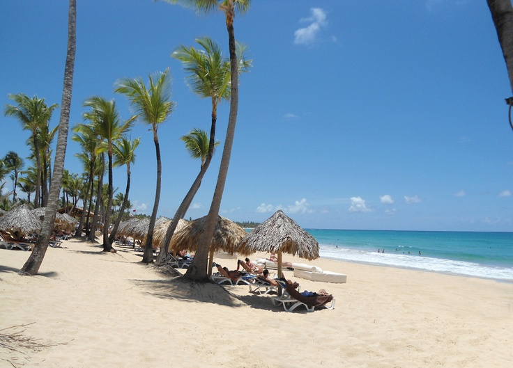 Don't you feel like being down one of those huts now? Excellence Punta Cana #PuntaCana