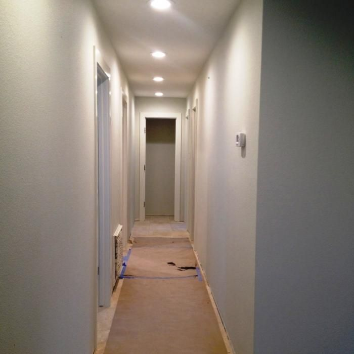 Hall Lighting Ideas: 90 Best Hallway Inspiration Images On Pinterest