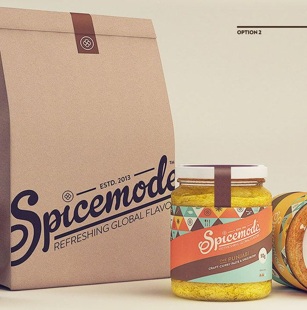 Packaging / Spicemode