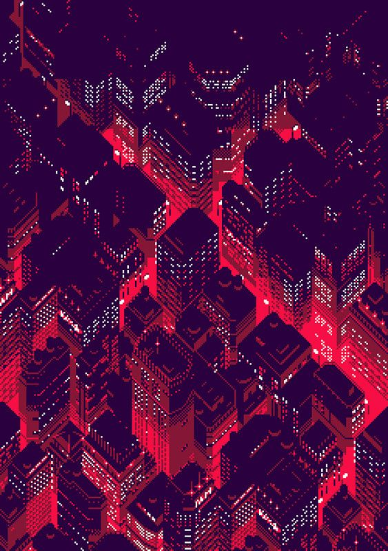 Illustration by vgjunk #design #illustration #ilustracion #isometric