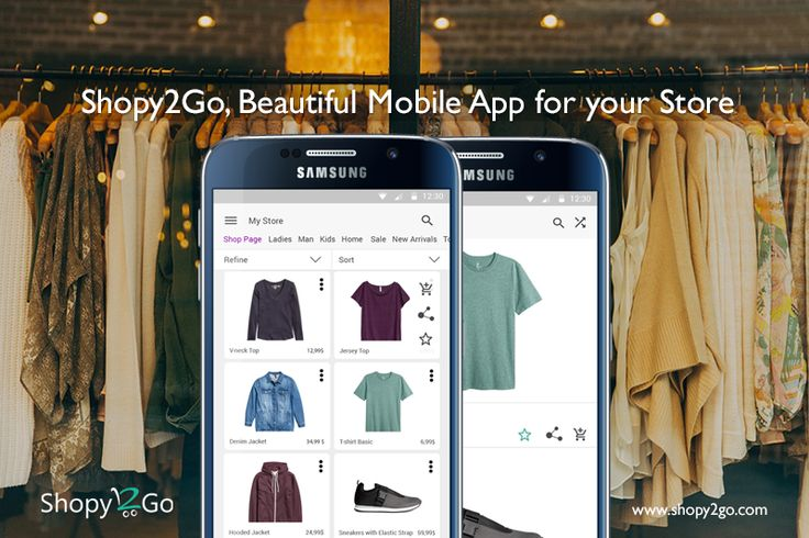 Need an app for your #Retail #Shop? You could have one up and running in less than 2 weeks for the Holidays! www.shopy2go.com #Shopy2Go #mcommerce  #Development #Mobile  #Store #Application #iOs  #Android