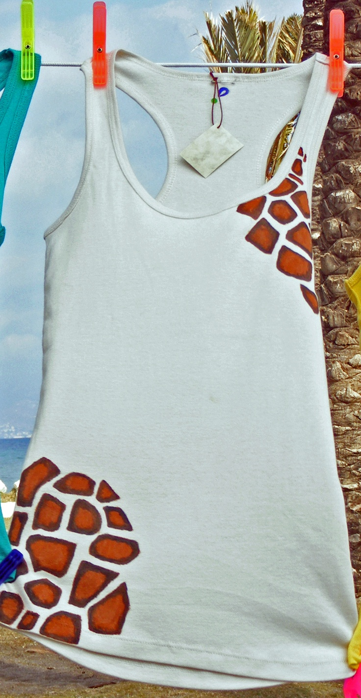Ms de 25 ideas increbles sobre Pintura de jirafa en Pinterest
