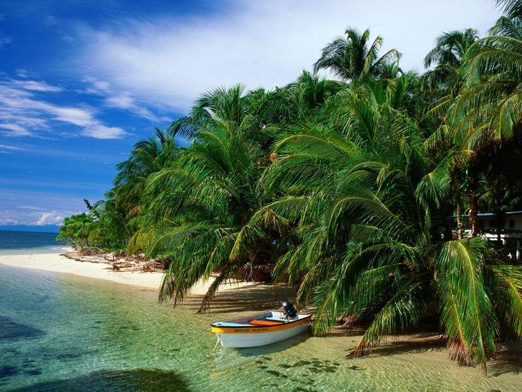 Cayo Coral (Panama).