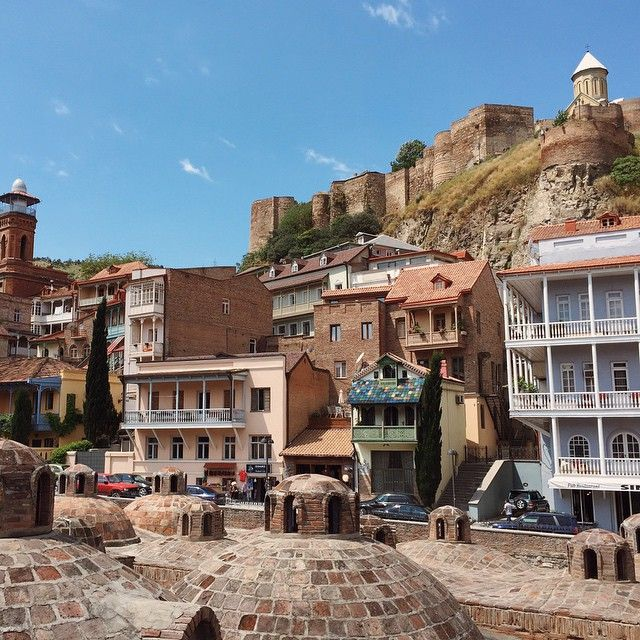 Skip Western Europe and head to Tbilisi, Georgia, for a whirlwind vacation.