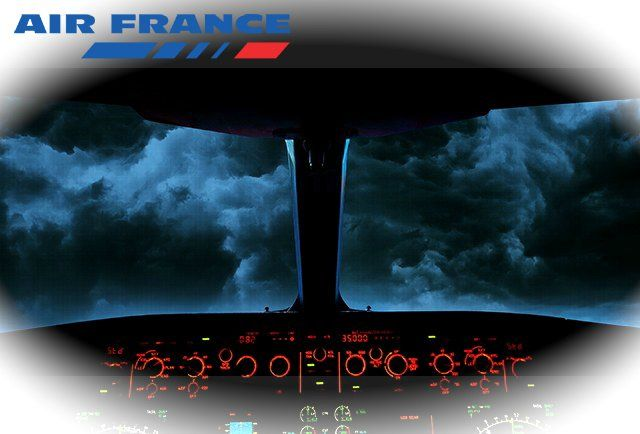 flygcforum.com ✈ AIR FRANCE FLIGHT 447 ✈ What led Flight 447's crew to fly into a thunderstorm? ✈  http://shrs.it/19jrw